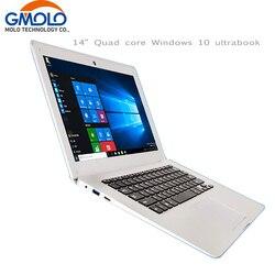 14inch ultrabook laptop Windows 10 notebook computer 10000mAh battery Atom X5 Z8350 2GB 32GB