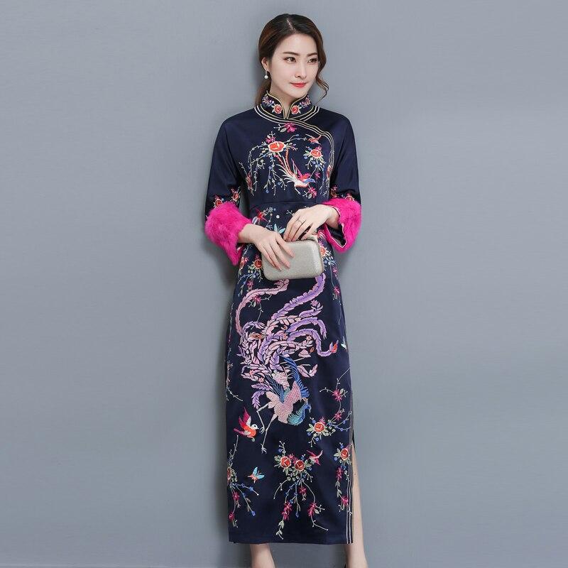 Китайские платья купить недорого в