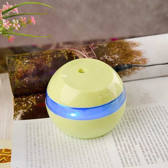 5V Ultrasonic Air Aroma Humidifier