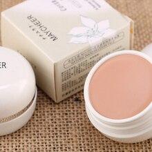 1Pc Long Lasting Foundation Cream Face Makeup Base SPF30 Con