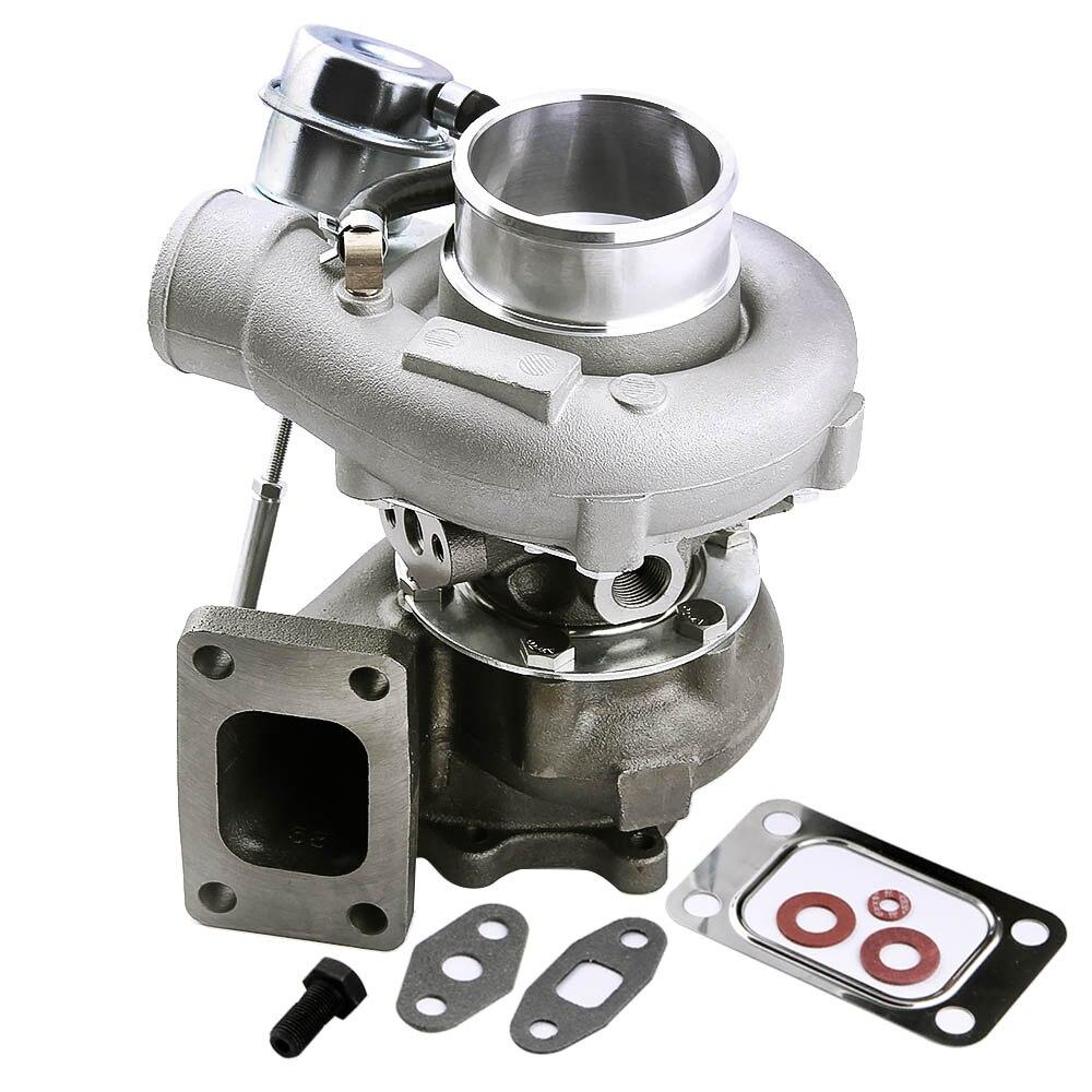 Turbo Зарядное устройство для Nissan Skyline 2.0L 2.5L RB20DET RB25DET 430BHP воды + масло холодного R32 R33 R34 RB25 RB20 2.0L 2.5L Turbo Зарядное устройство