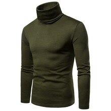 2New Men's Thin Fleece turtleneck L99
