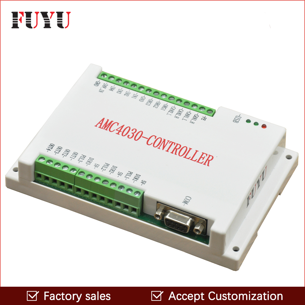 AM4030 3 motion system controller card for cnc 3 axis linear rail guide slide stage actuator position controlling