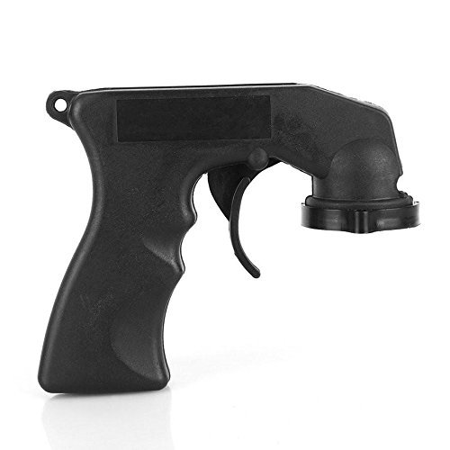 DIY Economy Black Aerosol Spray Paint Hair Spray Can PlastiDip Handle Grip Trigger Tool  Spray Paint Gun Aerosol Spray Gun