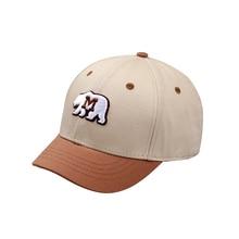 14a824440b3 New 2018 Unisex Top Quality 3D Embroidery California Bear LOGO Baseball Caps  Gay Caps Bear Hip