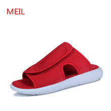 2018 New Summer Sandals Men Shoes Fashion Summer Man Beach Slippers for Men Male Flip Flops Shoes Men Zapatos Hombre Terlik
