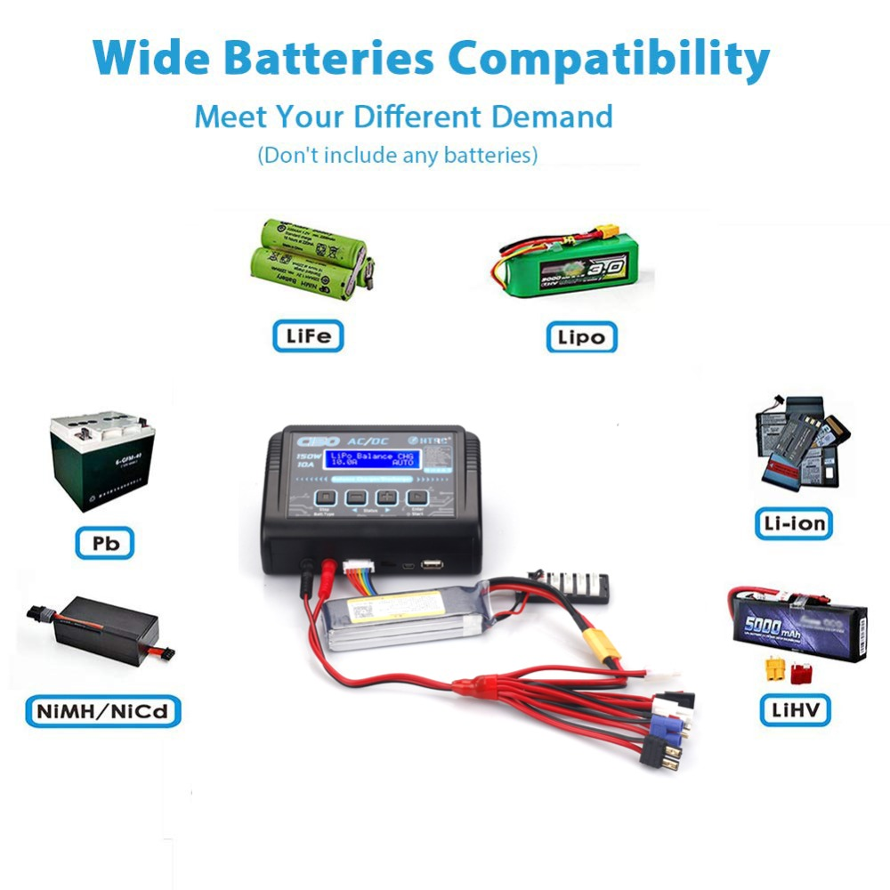电池种类图