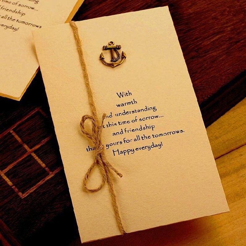 Retro Handmade Greeting Card birthday Cards wedding cards ...