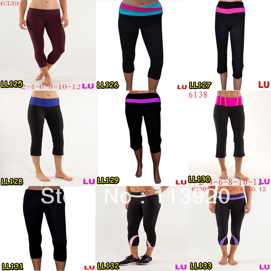 pants yoga Picture - More Detailed Picture about women Lululemon ...