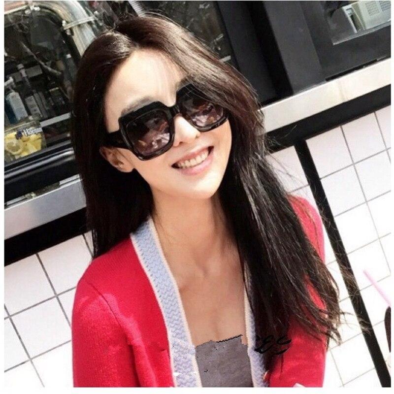 Lunettes de soleil femmes polarisées conduite surdimensionné montures de lunettes carré pour visage féminin mince zonnenbrillen dames mode sexy filles