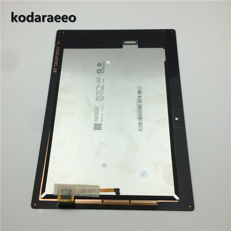 kodaraeeo Touch Screen Digitizer Glass with LCD Display Assembly For Lenovo Tab 2 A10-70 A10-70F A10-70L hsd103ipw1 a10 hsd103ipw1 lcd displays screen