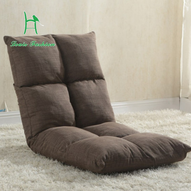 Louis Fashion Mianma Beanbag Chair Single Folding Sofa Bed Chair Window  Chair Lazy Chair