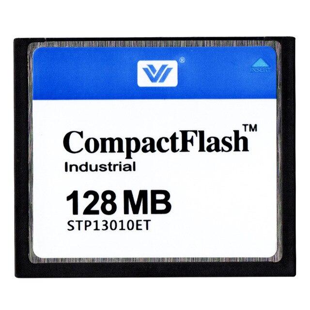 Promotion! Carte mémoire Flash compacte 128 mo 256 mo 512 mo 1 go 2 go 4 go carte CF industrielle CompactFlash