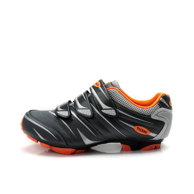 TIEBAO S816A MTB Cycling Shoes Mountain bike pedal shoes Lock Shoes SPD Cleated Bicycle Shoes Fietsschoenen Zapatillas Ciclismo