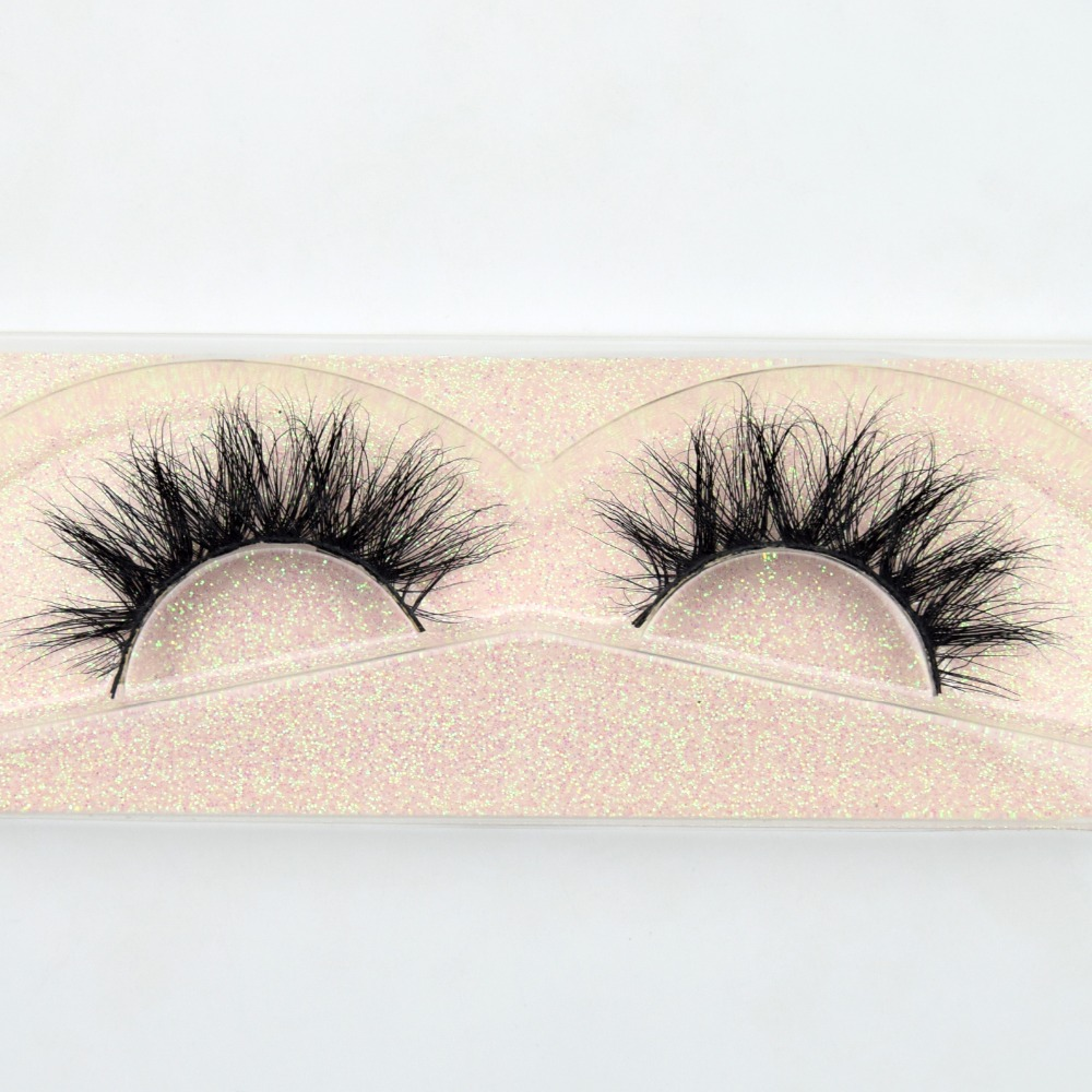 Visofree Mink Eyelashes 100% Cruelty free Handmade 3D Mink Lashes Full Strip Lashes Soft False Eyelashes Makeup  Lashes E11