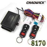 12 V Universal auto teile keyless entry system zentralverriegelung system 4 taste fernbedienung finden auto-CHADWICK 8170