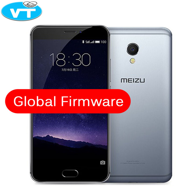 "Оригинал Meizu MX6 LTE 4 г смартфон 5.5 ""IPS Android 6.0 телефон MTK helio X20 Дека core 12.0mp 4 ГБ Оперативная память 32 ГБ Встроенная память Touch ID"