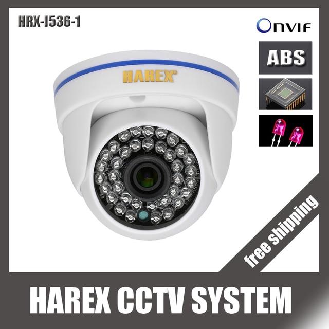 HD 720 P/960 P 36 шт. ИК-светодиодов IP купол Камера ONVIF Крытый ИК-Ночное видение plug и играй, бесплатная доставка