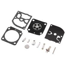 For ZAMA RB100 STIHL HS45 FS55 FS38 BG45 Carburetor Diaphragm Repair Replacement цены онлайн