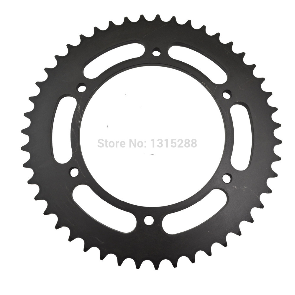 Motorcycle Rear Sprocket Gear chain wheel For BMW F650GS type 520 47 teeth