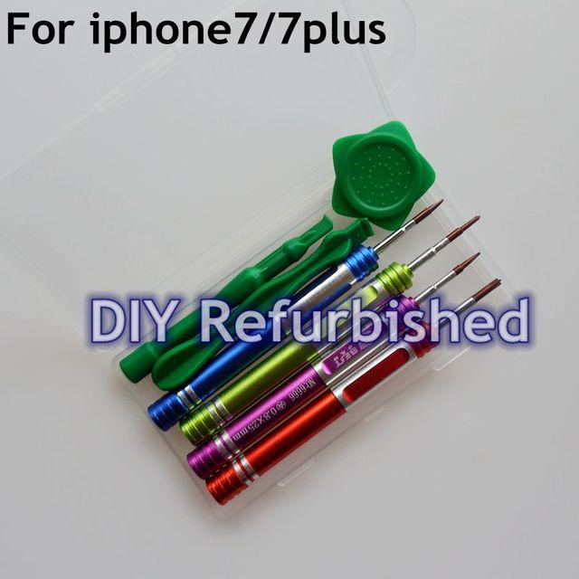7 in 1 For iphone 7/7plus repair Opening tools /BEST Screwdrivers Kit For iPhone 7 Tear-down Repair