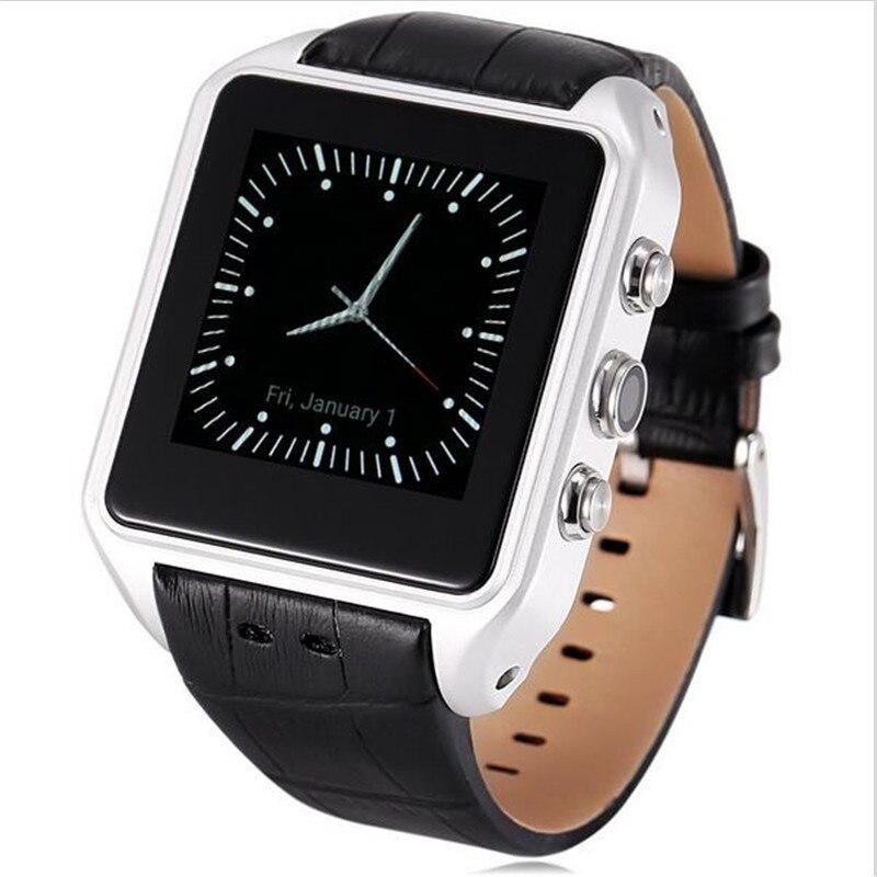X01 plus smart watch 1G Ram 8GB Rom sim card Android 5.1 Bluetooth 3G WIFI Camera GPS PK ZGPAX S8 dehwsg 2017 x01 smart watch mtk 6572 dual core 1 54 screen 512mb ram 4gb rom sim card android 5 1 bluetooth 3g wifi camera gps