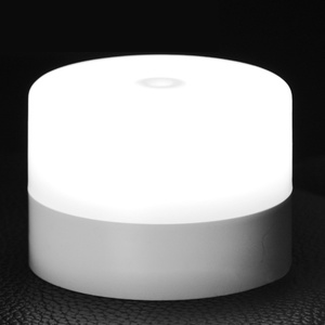 Image 4 - ילדים מיני Led המיטה הנקה נייד אלחוטי USB טעינת לילה אור תינוק משתלת נטענת מנורה