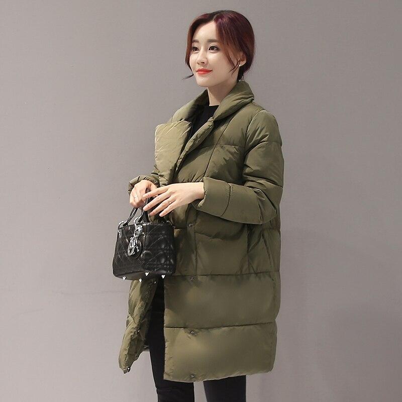 Coat Women 2016 Winter Jacket New Fashion Women Coats Parka Slim Jackets Brand Design Female Winter