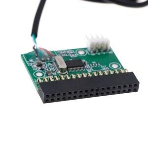 Image 3 - Adaptador de interface, cabo usb para 34pin conversor placa driver u disco para placa pcb floppy disco