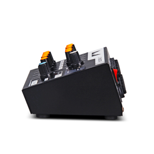 Image 5 - G MARK 8ช่องMiniแบบพกพาเครื่องผสมเสียงคอนโซลMono/สเตอริโอเสียงระบบExtendedสำหรับไมโครโฟนกีต้าร์เบส