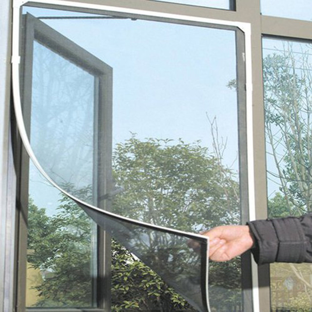 Astonishing Us 2 33 18 Off Home Windows Curtains Mosquito Screens Screens Diy Bugs Mosquito Doors And Windows Protection Net Mesh Curtains In Window Screens Download Free Architecture Designs Boapuretrmadebymaigaardcom