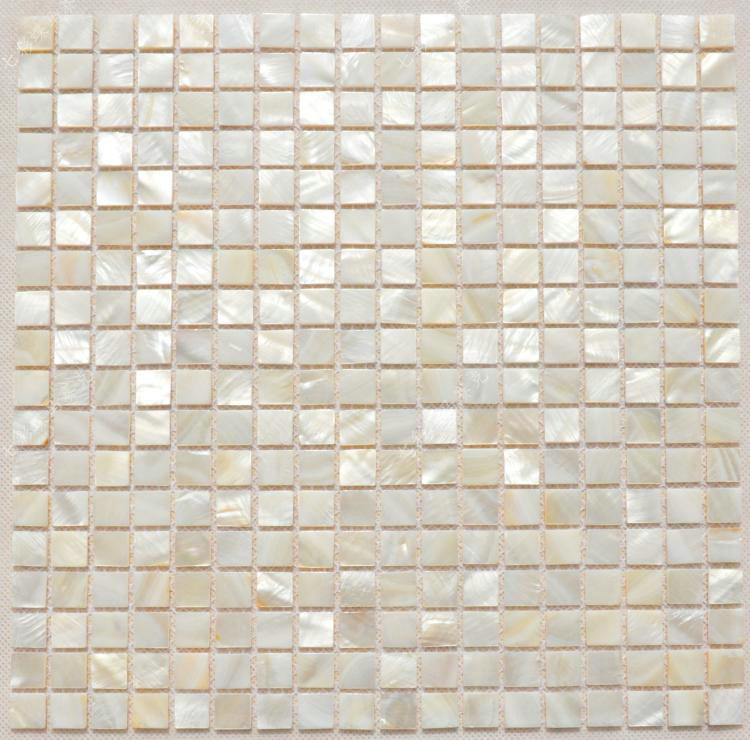 aliexpress.com : acquista piazza sea shell mosaico madreperla ... - Piastrelle Cucina Mosaico