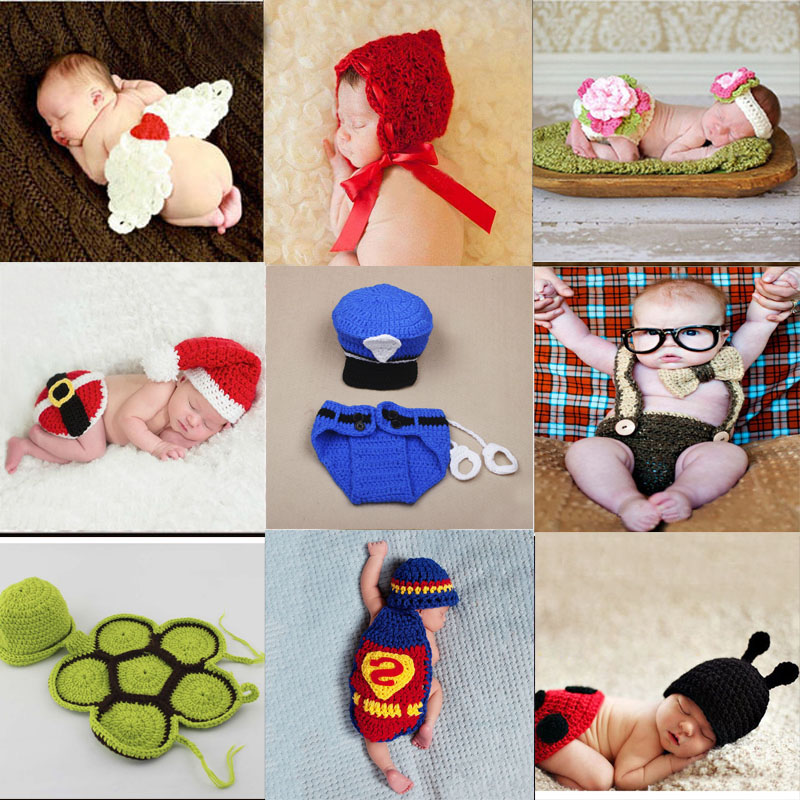 Newborn Knit BGN with