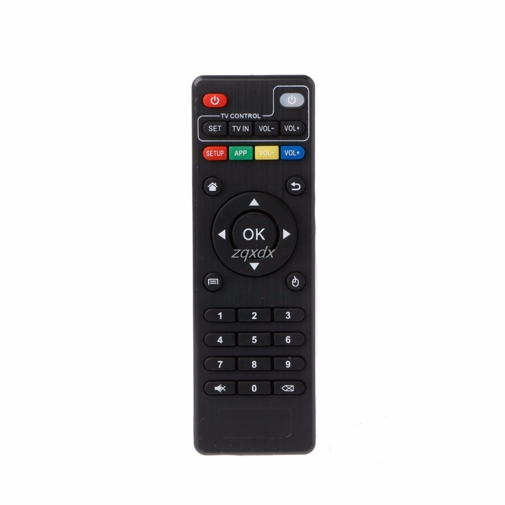 High Quality IR Remote Control For Android TV Box H96 pro+/M8N/M8C/M8S/V88/X96/MXQ/T95N/T95X/T95 Replacement Remote Controller