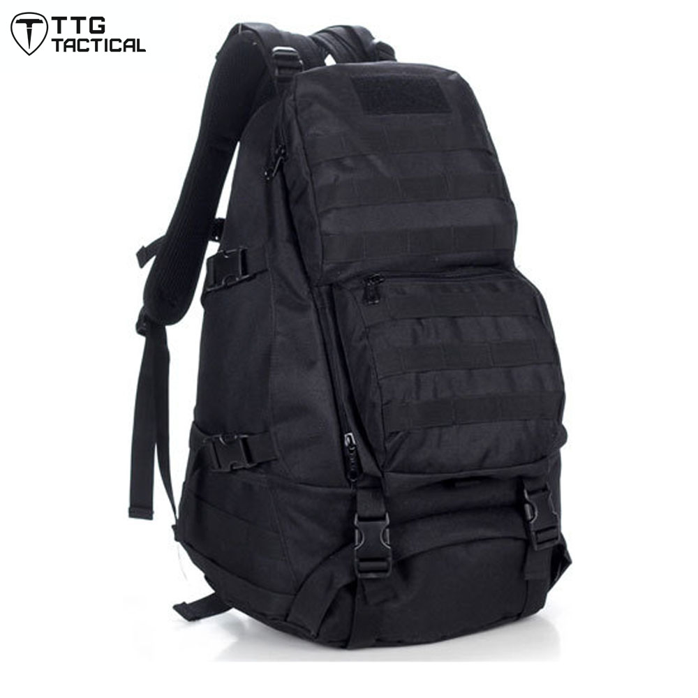 3D 50L Assault backpack Military Rucksacks Backpack Army Waterproof Nylon travel backpack
