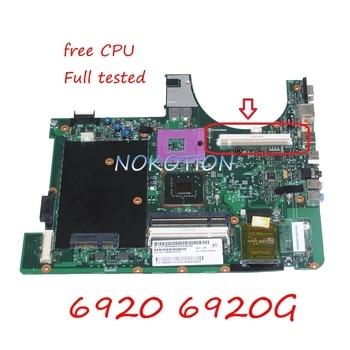 NOKOTION-placa base MBAPQ0B001 MB.APQ0B.001 Tablero Principal para ordenador portátil acer Aspire 6920G,...