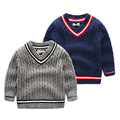 Roupas primavera bebê do sexo masculino camisola pullovers menino das crianças dos miúdos