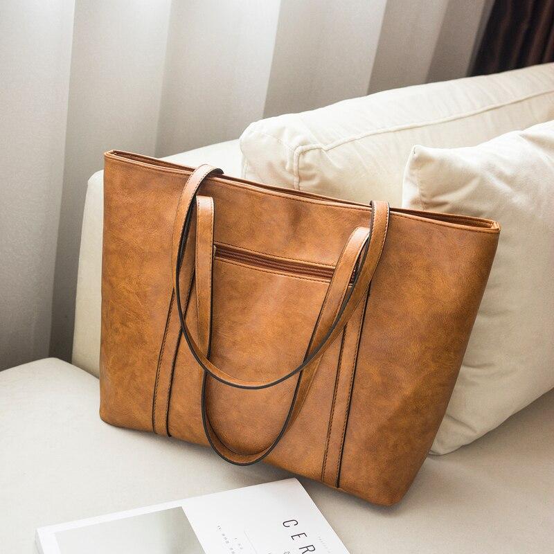 Rivet Leather Women Handbag  2