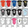 Wholesale -  baby rompers jumpsuit 2014 body baby clothing kid hot 24pcs/lot ---DZY4C