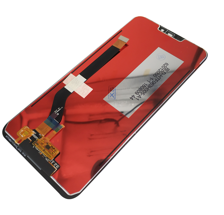 Image 2 - Original for Huawei Honor 8C LCD Display Screen Touch Digitizer Assembly for Honor 8C BKK AL10 LCD Display 10 Touch Repair Part-in Mobile Phone LCD Screens from Cellphones & Telecommunications
