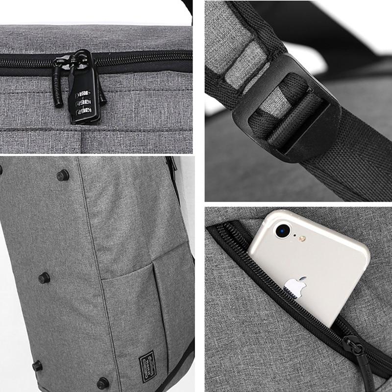35L Fitness Gym Bags Outdoor Camping Backpack Sport Training Travel Men Woman Durable Multifunction Handbag Laptop Shoulder Bag (3)