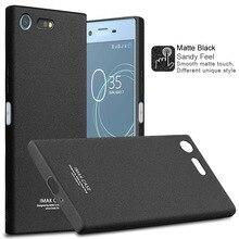 СПС Sony Xperia XZ премиум силиконовый чехол 5.5 дюймов IMAK противоударный мягкая задняя крышка ТПУ чехол для Sony Xperia XZ Премиум
