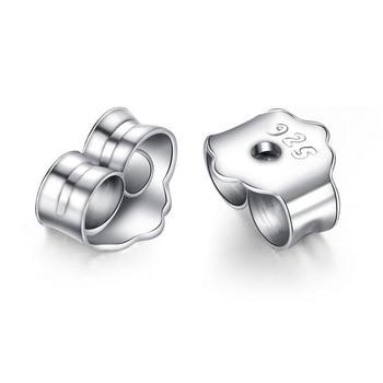 OMHXZJ-wholesale-Fashion-jewelry-Accessories-Real-S-925-Sterling-silver-Ear-cuff-Ear-plugs-Stud-Earrings.jpg