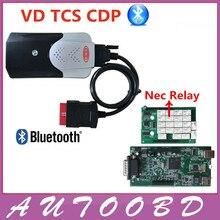 Качество + серый новый VCI 2015. R3 с Keygen активатор VD TCS CDP Pro Plus 2015. 3 (полета и Динамик функция) для OBD автомобили и транспорт