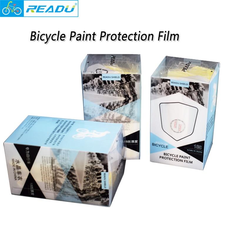 Rennrad mountainbike rahmen schutz aufkleber Bike Aufkleber Farbe ...