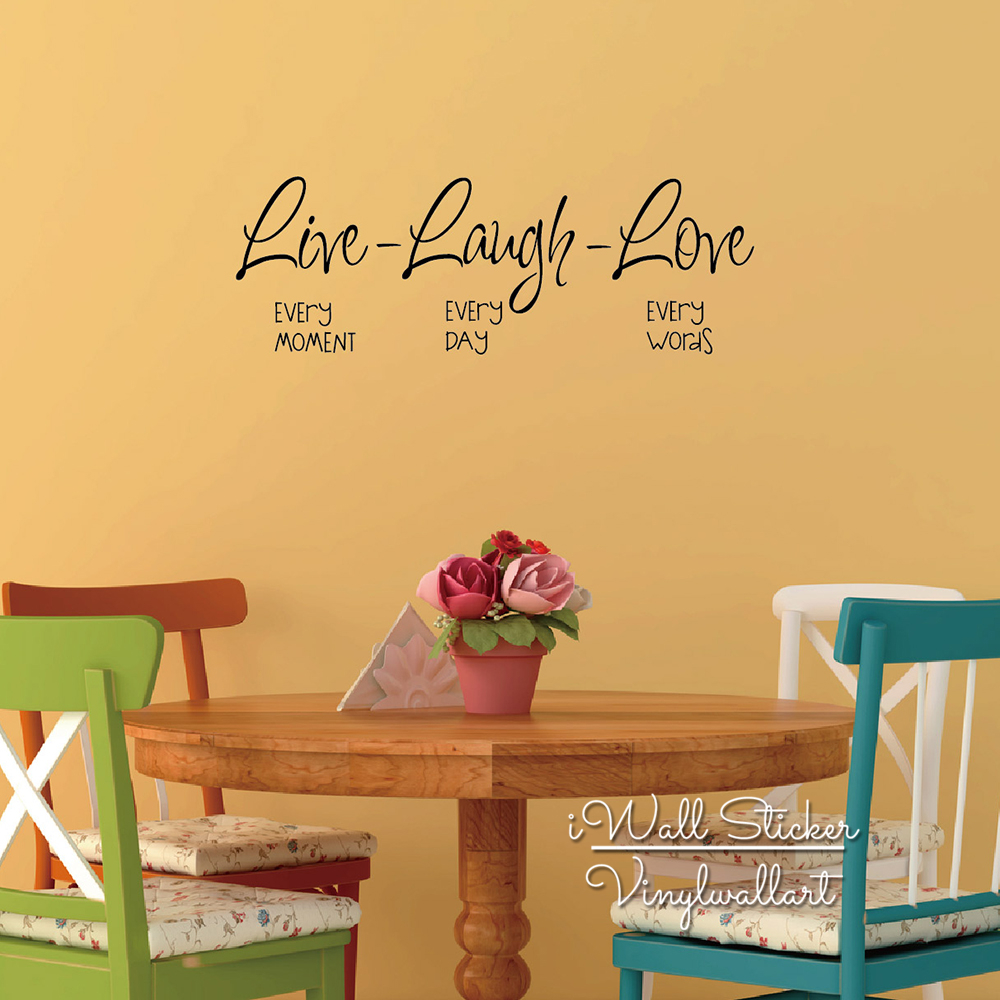 Lovely Love Live Laugh Wall Art Images - The Wall Art Decorations ...