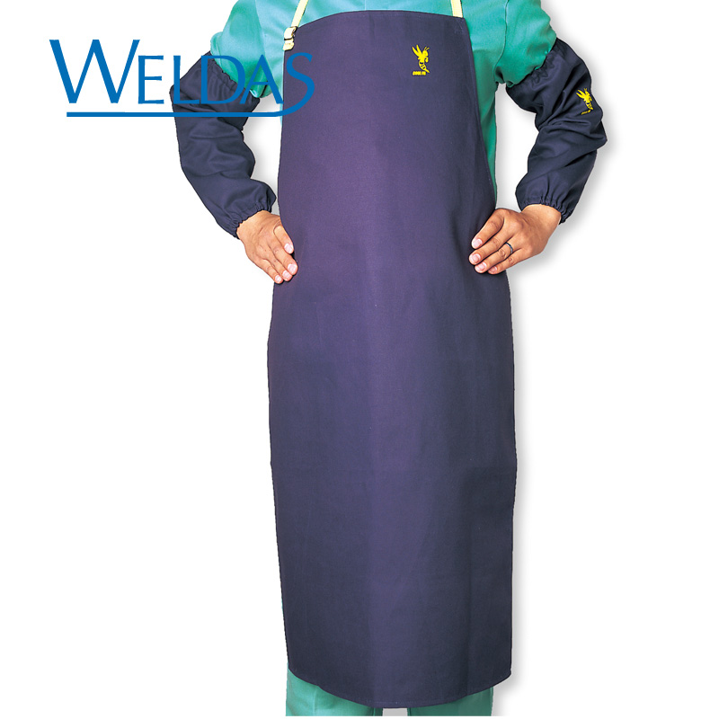 Welder's aprons safety apron professional welding jackets FR Welder clothing Flame Retardant Welding Apron leather welding aprons wear insulated