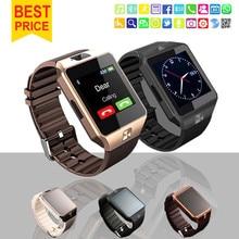 DZ09 U8 Smartwatch Smart Sport SIM Digital Electronics Wrist Phone Watch With Men Women For Apple Android Wach Wearable Devices