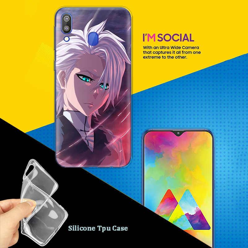Anime Jepang Pemutih Kartun untuk Samsung A7 A6 A5 Plus J8 J7 J6 J5 J4 J3 Plus Perdana 2018 2017 2016 Uni Eropa Silicone Case
