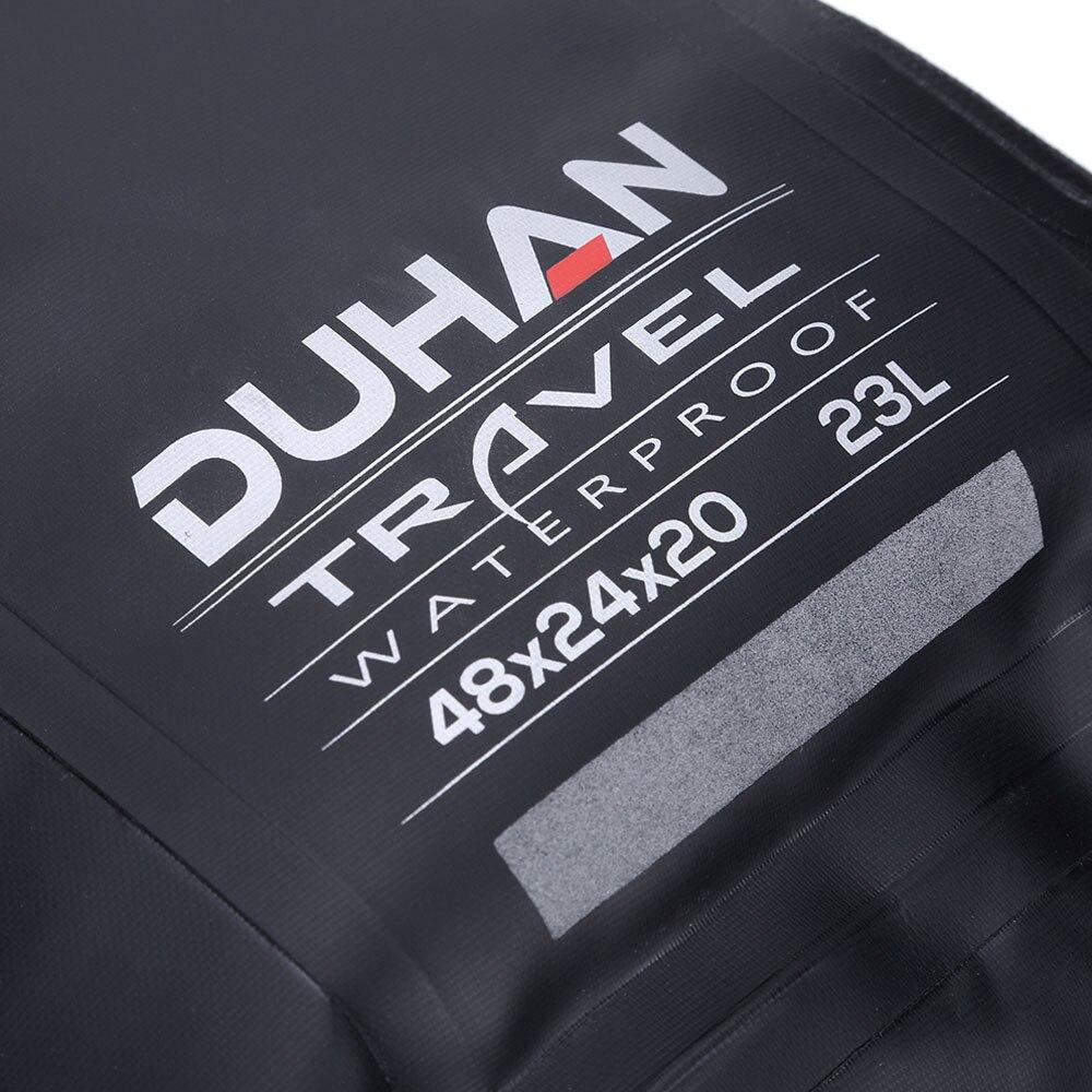 DUHAN Motorfiets Tas Zwart Waterdichte Rugzak Moto Bag Motorfiets - Motoraccessoires en onderdelen - Foto 6